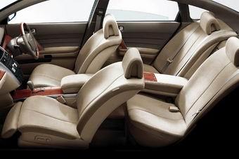 Nissan Teana Premium Interior