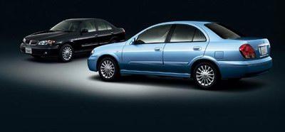 Nissan Bluebird Silphy Premium Interior