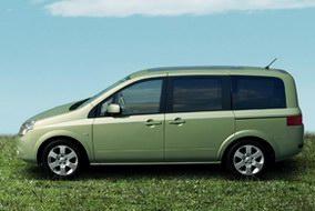 Nissan Lafesta Premium Interior