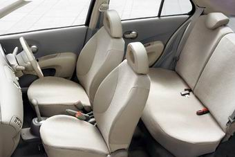 Nissan March Premium Interior