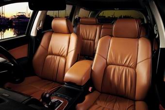 Nissan Stagea Limited Leather