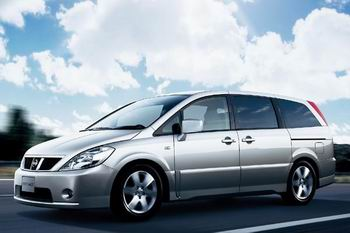 Nissan Presage Aero