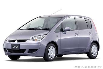Mitsubishi Colt Bloom edition