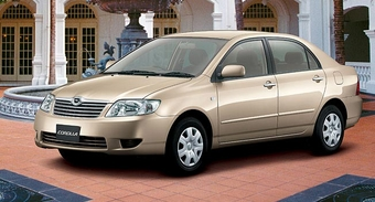 Toyota Corolla X HID Limited