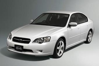 Subaru Legacy B4 2.0R B-SPRTS