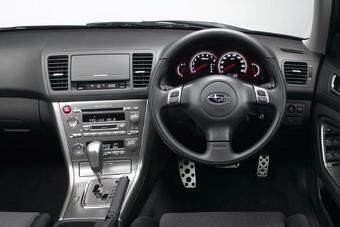 Subaru Legacy 2.0R B-SPRTS