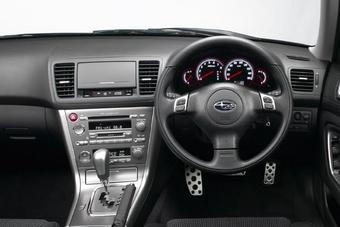Subaru Legacy Outback 2.5i S-Sstyle