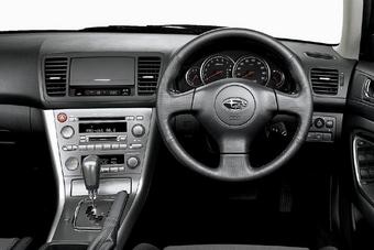Subaru Legacy Touring Wagon GT-II