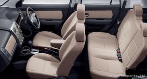 Комплектация, в которую включены все эти удобства, получила название Leather Package L. В комплектации С так же предусмотрен широкий подлокотник для водительского сиденья. При этом на цену данный факт