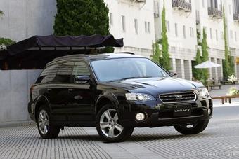 Subaru Legacy Outback 2.5i S-style