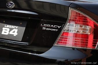 Subaru Legacy B4 B-SPORT