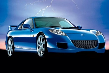 Mazda разрабатывает новый RX-7