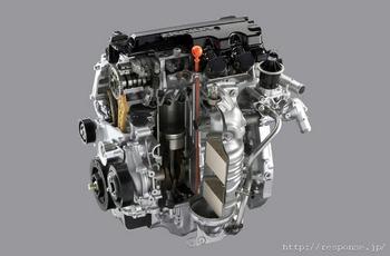 Новый 1,8-литровый двигатель i-VTEC от Honda