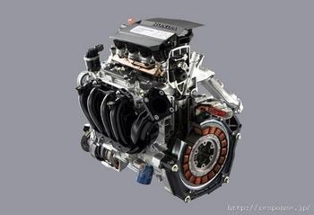Honda разработала новую гибридную систему для Civic