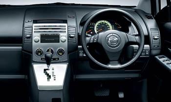 Mazda Premacy 4WD