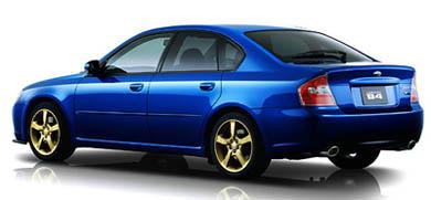 Subaru Legacy B4 WR-Limited 2005