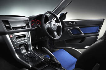 Subaru Legacy Touring Wagon WR-Limited 2005