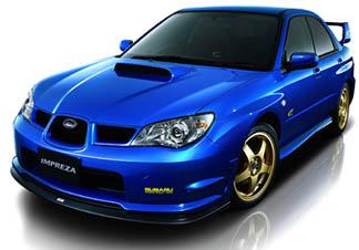 Subaru Impreza WR-Limited 2005