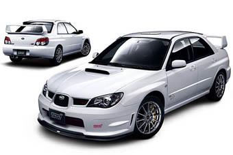 Subaru Impreza WRX STI spec C Type RA 2005