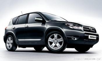 Новый Toyota RAV4 покажут во Франкфурте