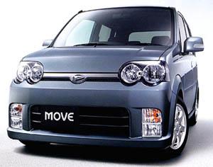 Daihatsu Move VS