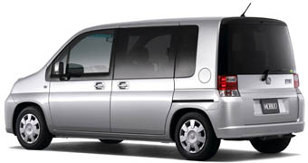 Honda Mobilio Stylish Edition