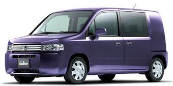 Honda Mobilio Spike Smile Edition