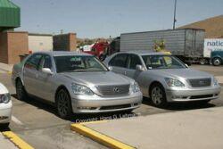 Lexus готовит новый флагманский седан
