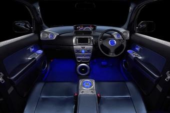 Toyota bB Concept