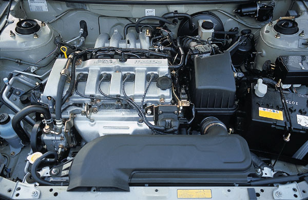 ограничение на завод двигателя при -25 mazda 626