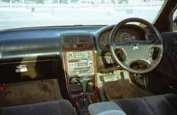 Honda Rafaga