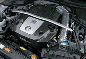 Современный и мощный — все это мотор VQ35DE