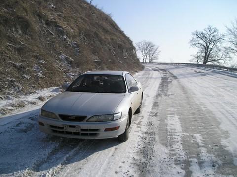 Дорога после Облучье до Сковородино