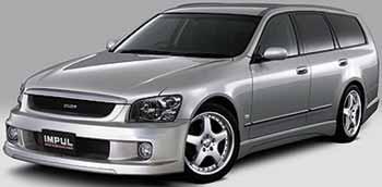 Nissan Stagea