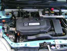 Двигатель «сидит» на одном валу со сверхплоским электромотором, одновременно выполняющим роль стартера. Суммарная мощность силовой установки IMA — чуть меньше 80 л.с.