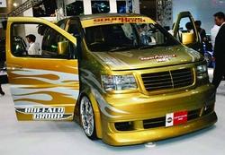 Nissan Elgrand Super Autobacs