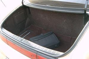 Не в багажнике счастье