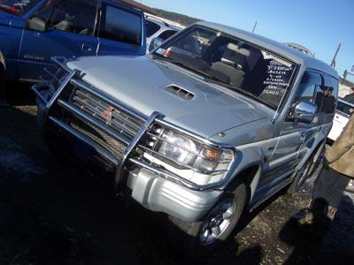 """Пятидверные версии Mitsubishi - самые """"навороченные"""""""