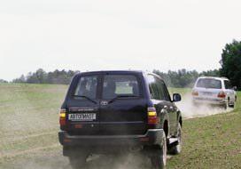Toyota Land Cruiser 100 4.7 VX и 4.2 DIESEL STD