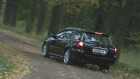 Subaru Legacy Wagon 3.0R spec. B