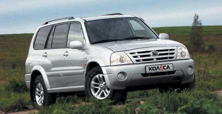 Suzuki Grand Vitara XL-7 LTD
