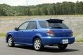 Компактный кузов спортивного универсала Impreza является результатом попыток придать спортивному автомобилю немного практичности. На фотографии изображен автомобиль Impreza Sports Wagon 1.5i.