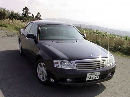 Nissan Gloria 300 TX