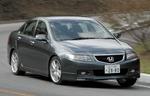 Плавное нарастание скорости - характерная черта Honda Accord.