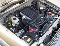 Toyota Land Cruiser Prado TZ