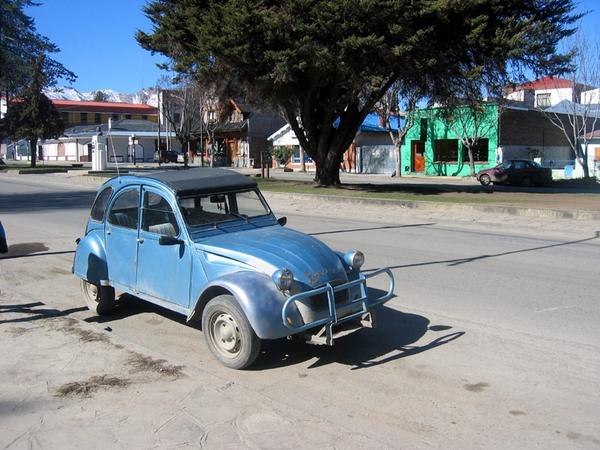Автопарк Аргентины