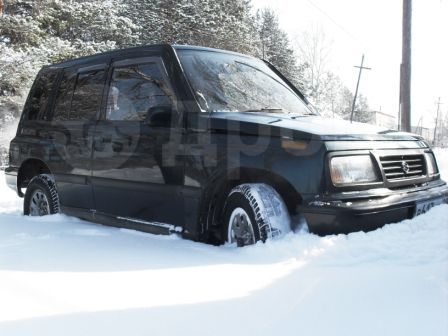 Suzuki Escudo, 1993 год, 230 000 руб.