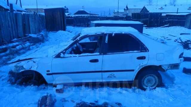 Honda Civic, 1993 год, 25 000 руб.