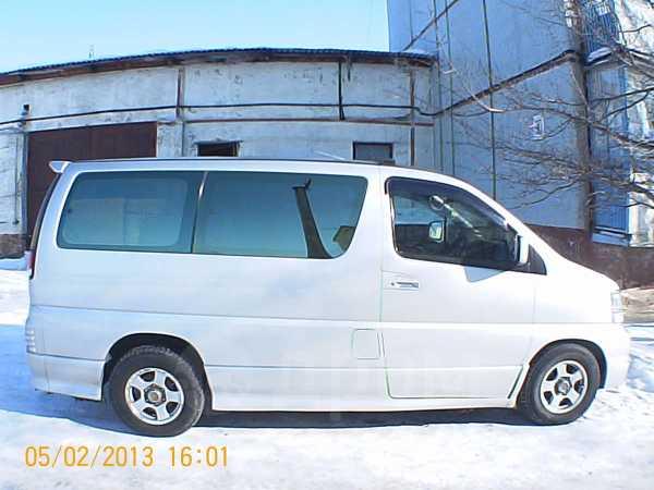 Nissan Elgrand, 2000 год, 310 000 руб.