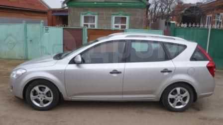 Kia Ceed, 2007 год, 460 000 руб.